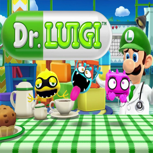 Buy Dr. Luigi Nintendo Wii U Download Code Compare Prices