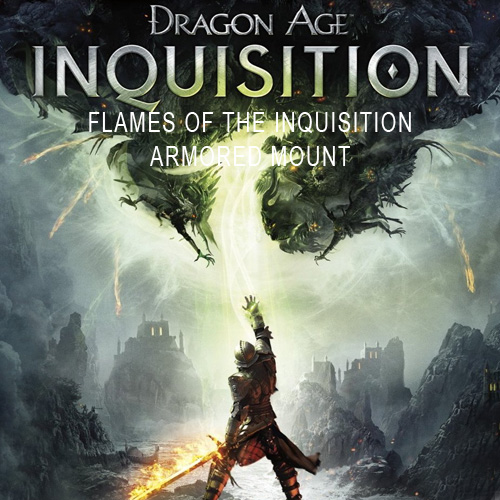 Dragon Age Inquisition Flames of the Inquisition Armored Mount Digital Download Price Comparison