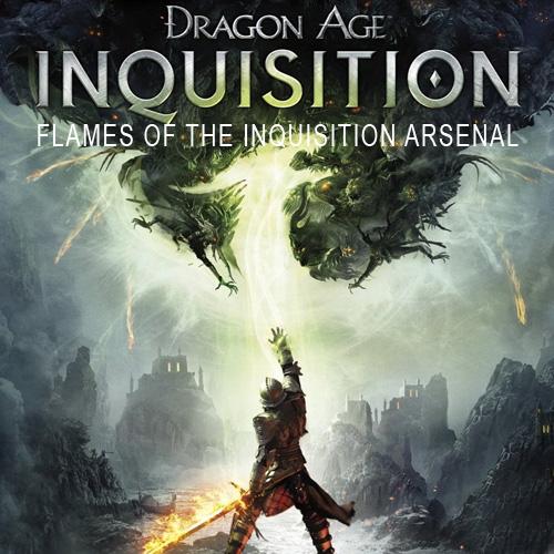 Dragon Age Inquisition Flames of the Inquisition Arsenal Ps3 Code Price Comparison