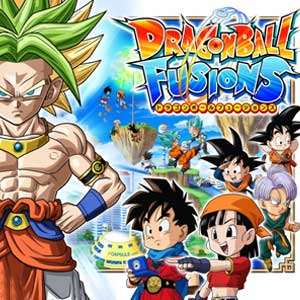 Buy Dragon Ball Fusions Nintendo 3DS Download Code Compare Prices