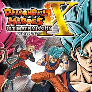 Buy Dragon Ball Heroes Ultimate Mission X Nintendo 3DS Download Code Compare Prices