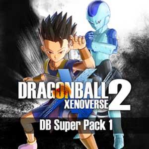 DRAGON BALL XENOVERSE 2 DB Super Pack 1 Digital Download Price Comparison