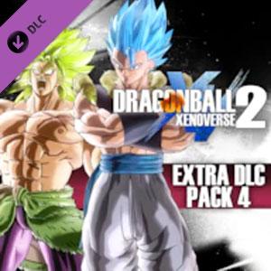 DRAGON BALL XENOVERSE 2 Extra DLC Pack 4 Xbox Series Price Comparison