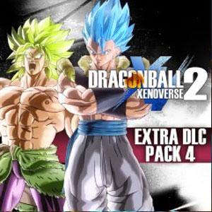 DRAGON BALL XENOVERSE 2 Extra DLC Pack 4 Nintendo Switch Price Comparison