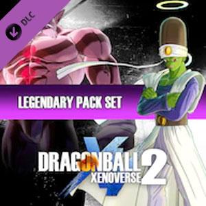 DRAGON BALL XENOVERSE 2 Legendary Pack Set Xbox Series Price Comparison