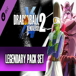 DRAGON BALL XENOVERSE 2 Legendary Pack Set