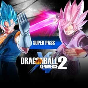 DRAGON BALL XENOVERSE 2 Super Pass Xbox One Digital & Box Price Comparison