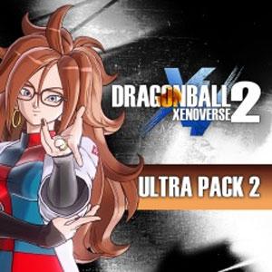 DRAGON BALL XENOVERSE 2 Ultra Pack 2 Digital Download Price Comparison