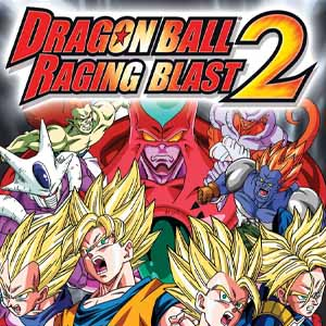 Dragon Ball Z Raging Blast 2 PS3 Code Price Comparison