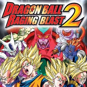 Dragon Ball Z Raging Blast 2 PS3 Code Price Comparison