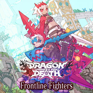 Dragon Marked for Death Frontline Fighters Empress & Warrior