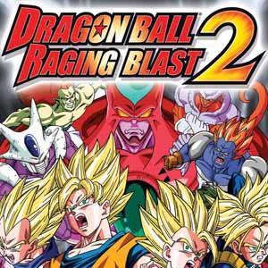 Dragonball Raging Blast 2 XBox 360 Code Price Comparison