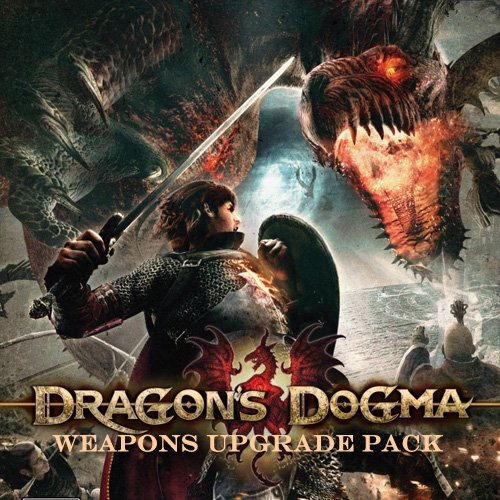 Dragons Dogma Weapons Upgrade Pack Xbox 360 Code Price Comparison