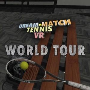 Dream Match Tennis VR World Tour