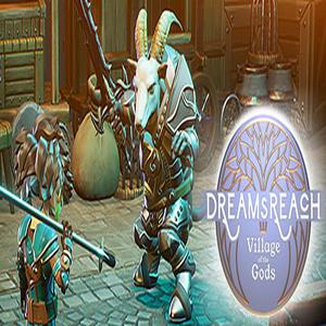 Dream's Reach Village of the Gods