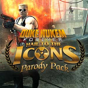 Duke Nukem Forever Hail to the Icons Parody Pack Digital Download Price Comparison