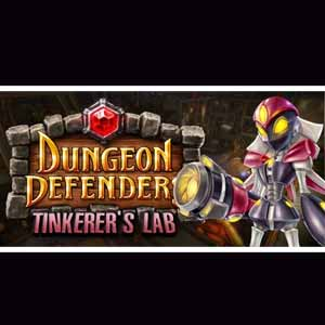 Dungeon Defenders The Tinkerers Lab Mission Pack