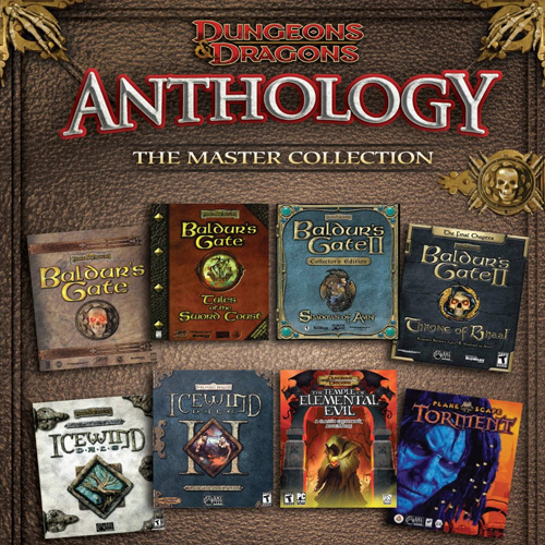 Dungeons & Dragons Anthology The Master Collection Digital Download Price Comparison