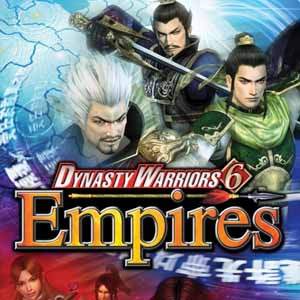 Dynasty Warriors 6 Empires PS3 Code Price Comparison