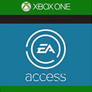 EA ACCESS 1 Month Xbox one Code Price Comparison