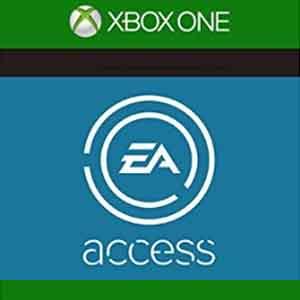 EA ACCESS 1 Month Xbox one Code Price Comparison