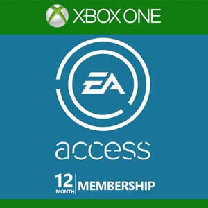 EA Access 12 Month Subscription Xbox One Code Price Comparison