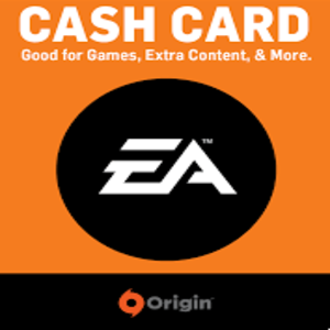 EA Origin Cash Card Digital Download Price Comparison