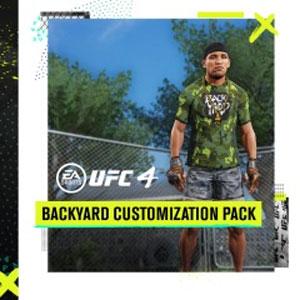 EA SPORTS UFC 4 Backyard Customization Pack Ps4 Digital & Box Price Comparison