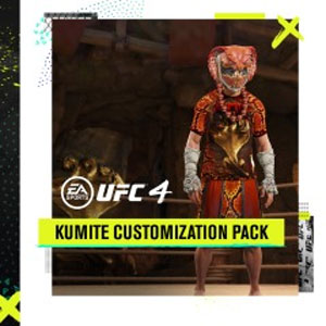EA SPORTS UFC 4 Kumite Customization Pack Ps4 Digital & Box Price Comparison