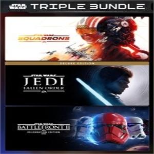 EA STAR WARS TRIPLE BUNDLE Ps4 Price Comparison