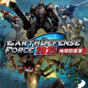 Earth Defense Force 2025 Ps3 Code Price Comparison