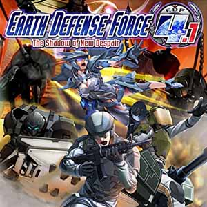 Earth Defense Force 4.1 The Shadow of New Despair PS4 Code Price Comparison