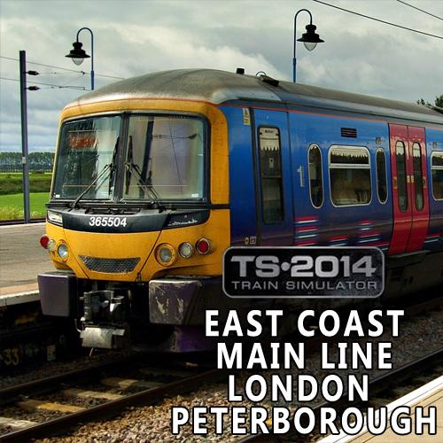Train Simulator East Coast Main Line London Peterborough Digital Download Price Comparison