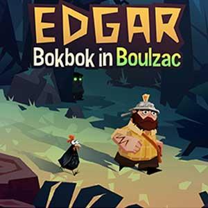 Edgar Bokbok in Boulzac