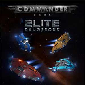 Elite Dangerous Commander Pack Digital Download Price Comparison