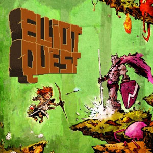 Elliot Quest Nintendo Wii U Digital & Box Price Comparison