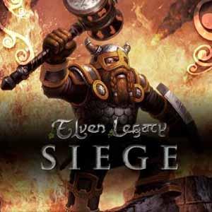 Elven Legacy Siege Digital Download Price Comparison