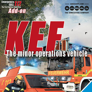 Emergency Call 112 Add-On KEF The minor operations vehicle