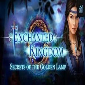 Enchanted Kingdom The Secret of the Golden Lamp