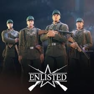 Enlisted Invasion of Normandy German Squad Bundle