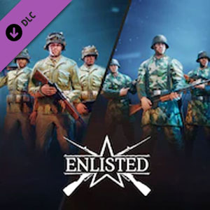 Enlisted Invasion of Normandy Machine Gun Bundle