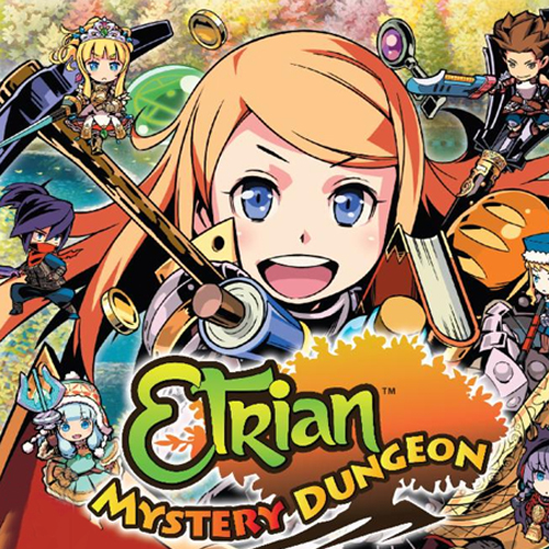 Buy Etrian Mystery Dungeon Nintendo 3DS Download Code Compare Prices