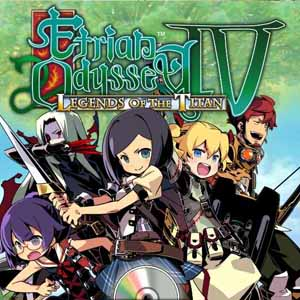 Buy Etrian Odyssey 4 Legends of the Titan Nintendo 3DS Download Code Compare Prices