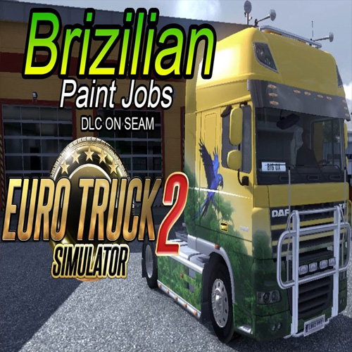 Euro Truck Simulator 2 Brazilian Paint Jobs Pack Digital Download Price Comparison