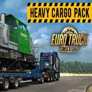 Euro Truck Simulator 2 Heavy Cargo Pack Digital Download Price Comparison