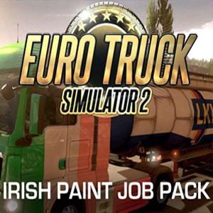 Euro Truck Simulator 2 Irish Paint Jobs Pack