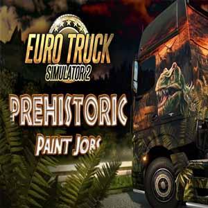 Euro Truck Simulator 2 Prehistoric Paint Jobs Pack Digital