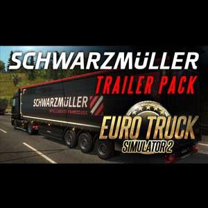 Euro Truck Simulator 2 Schwarzmuller Trailer Pack Digital Download