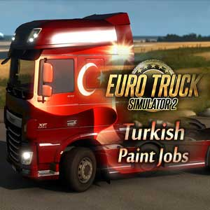 Euro Truck Simulator 2 Turkish Paint Jobs Pack Digital Download Price Comparison