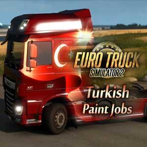 Euro Truck Simulator 2 - Latvian Paint Jobs Pack Download Free
